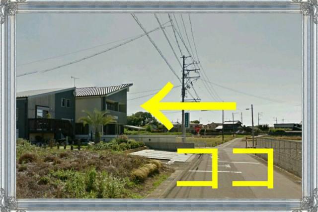 左側の建物がせいじん接骨院 江南駅から車10分  一宮駅から車19分